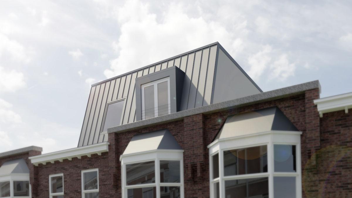 architect dakopbouw den haag